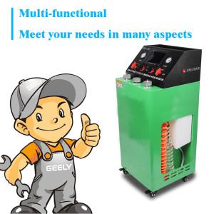 Engine carbon cleaning machine for cars system intake valve carbon clean machine Zeayeto