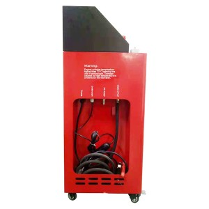 Limpiador de inyección de carbón del motor limpiador de inyección directa