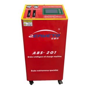 ABS-201 Cambiador de aceite equivalente inteligente de freno rojo