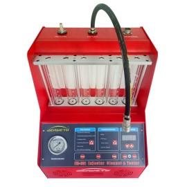 El mejor inyector de combustible limpiador probador de boquillas de gasolina