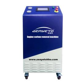 Máquina limpiadora de carbón motor para vehículos diesel