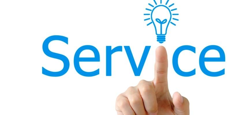 الخدمات