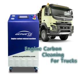 Motor de limpieza de carbón máquina hho coche carbono limpio