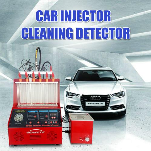Авто очиститель и тестер топливных форсунок с высоким качеством