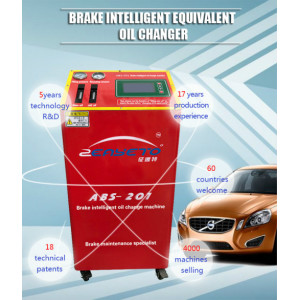 Zeayeto ABS-201 car abs brake system cleaning brake system oil changer auto brake assembly