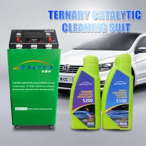 غرفة الاحتراق آلة التنظيف الكربون للسيارات البنزين