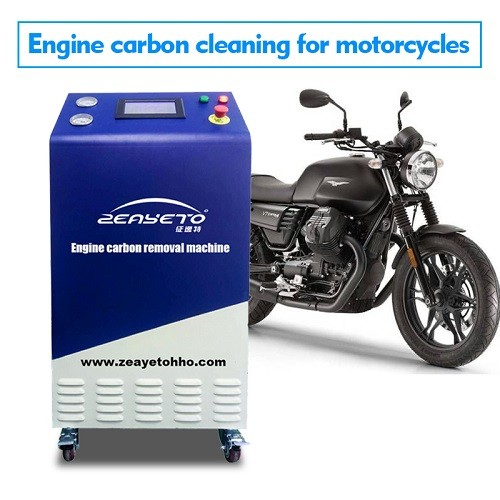 Машина очистки двигателя двигателя для мотоциклов