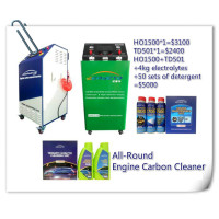 2019 New All-Round Engine Carbon Cleaning Suit
