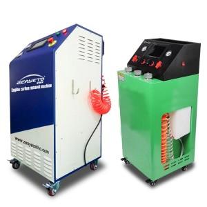 معدات تنظيف الكربون محرك رواسب الكربون آلة التنظيف معدات تنظيف نظام الوقود