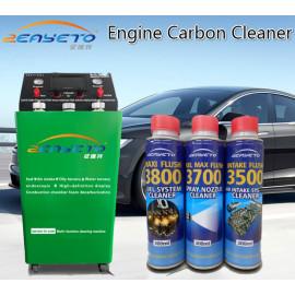 Máquina catalizadora de carbón limpiador de ganga
