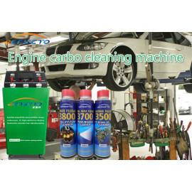Máquina de limpieza de espuma de carbono Zeayeto TD501