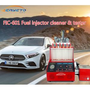 Probador de boquilla de inyector Common Rail Zeayeto FIC-601