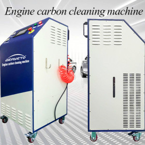 Zeayeto HO-1500 Engine Carbon Cleaning Machine HHO Carbon Cleaner With CE