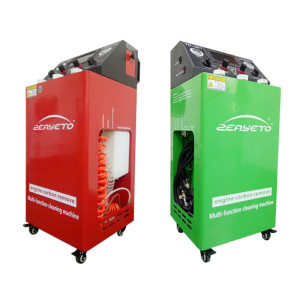 DC 12V Engine Carbon Cleaning Machine Catalytic Converter Cleaner Fuel System Decarbonizer Machine