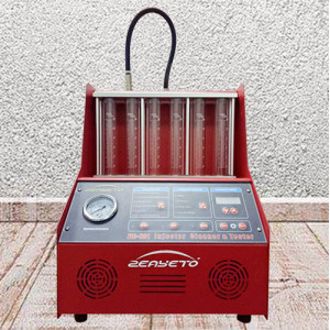 The Best CE Ultrasonic Fuel Injector Cleaning 220V Fuel Injector Additives Cleaning Machine
