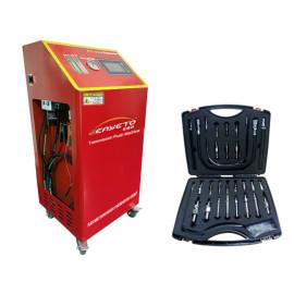 CE Changing Oil Fluid Transmission Flush Exchange Machine