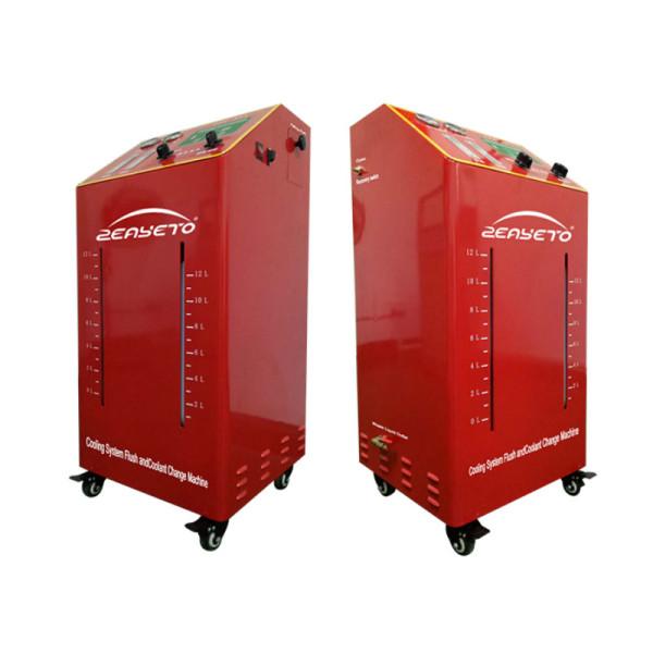 High Quality Engine Flush For Antifreeze Change Coolant Flush Machine Zeayeto CFC-401