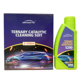 The Chemical Cleaning Agent for Three Way Catalytic Converter Carbon Cleaning