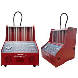 OEM Factory Inyector de gasolina probador y limpiador limpiador de inyector ultrasónico