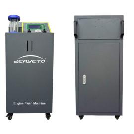 La mejor máquina de enjuague del motor para lubricante intercambiado con limpiador de aceite de 12V DC
