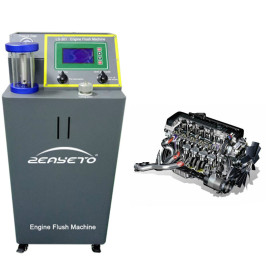 Factory Price Engine Flush Oil Change Machine DC 12V For Lubrication System