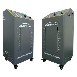 Líquido refrigerante y limpiador CFC-401 para el lavado del sistema de refrigeración con CE