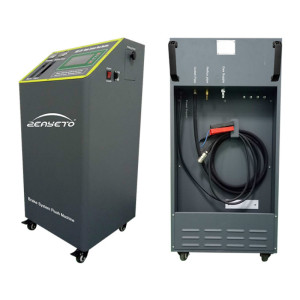 الفرامل السائل فلوش فراغ النازف 150 الطاقة المقدرة لنظام الفرامل التنظيف