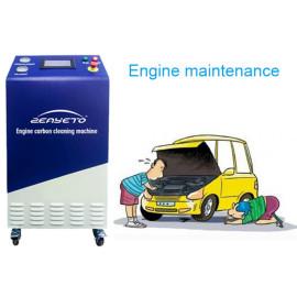 Máquina de limpieza de motores de hidrógeno, removedor de carbono para automóviles