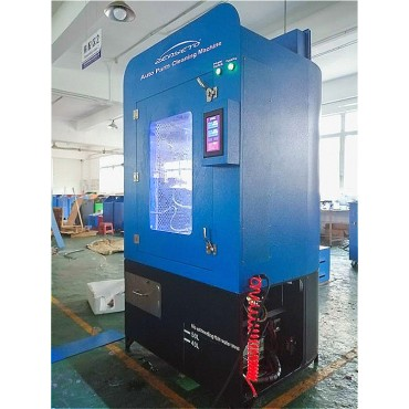 The R&D Of Auto Mechanical Parts Cleaning Machine