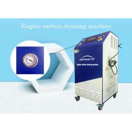 Máquina de limpieza de motores de hidrógeno 220V para limpieza de carbón de Audi