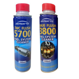 Fuel System Cleaner 300ML For Injector Fuel Pipeline Cleaning Slugde