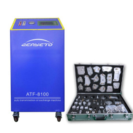 Automatic Transmission Fluid Exchange Machine For Full Transmission Flush