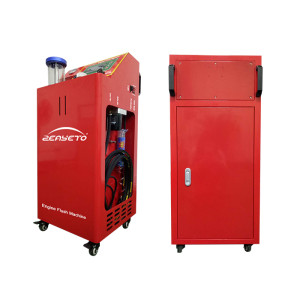 Best Engine Oil Flush Products LS-302 Lubrication Fluid Exchange Machine