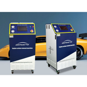 Potable HHO Carbon Cleaning Machine With 110V-380V Voltage Factory Price
