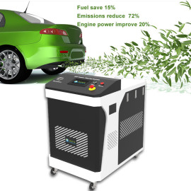 Hho Oxyhydrogen Engine Carbon Deposits Cleaning Machine Engine Cleaning Technology