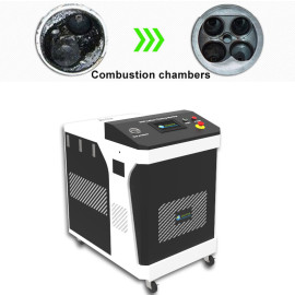 HHO Hydrogen Gas For 1000-10000cc Engine Capacity Cars Carbon Cleaning Machine