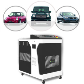 Engine Decarbonizing Oxyhydrogen Generator Auto HHO Carbon Cleaning Machine