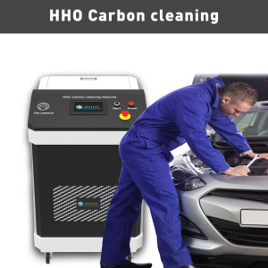 Hydrogen Engine Carbon Cleaning HHO Machine Decarbonizing Diesel Engine Cleaner