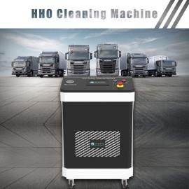 HHO Hydrogen Generator Best DPF Cleaner Engine Carbon Cleaning Machine