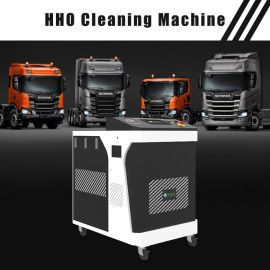HHO carbon cleaning machine Engine Deposits Removal
