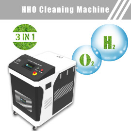 Potable 380V Factory Price HHO Generator Hydrogen Car Engine Carbon Cleaning Machine