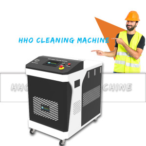 CE Diesel DPF HHO Hydrogen Generator Cleaner Engine Carbon Cleaning Machine