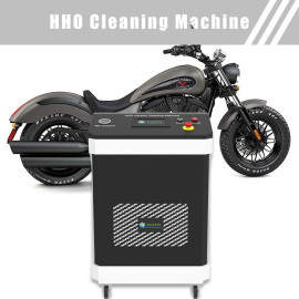 HHO Hydrogen Kit Carbon Cleaning Machine Engine Catalytic DPF Maintenance
