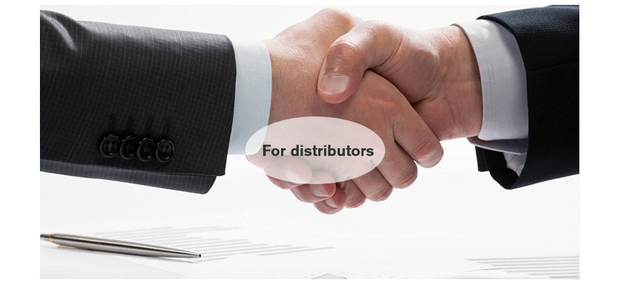 distributors support