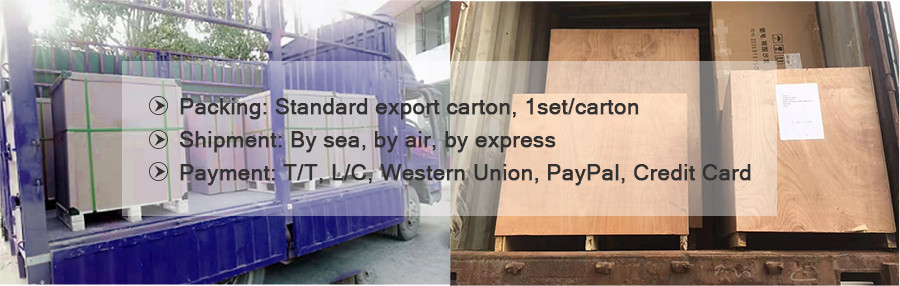 Packaging of engine carbon cleaning machine