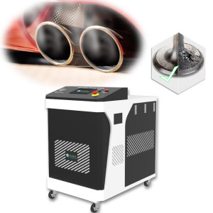 Oxyhydrogen HHO Gas Car Engine Carbon Cleaning Machine