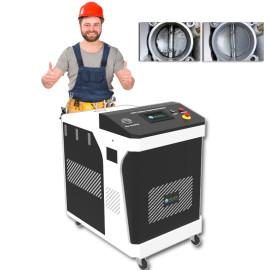 Oxy Hydrogen Engine Carbon DPF Cleaning Machine Price