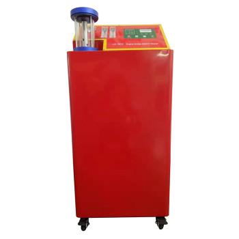 Máquina de limpieza de diálisis con sistema de lubricación roja LS-302