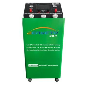 TD-501 Green очиститель для удаления углерода двигателя