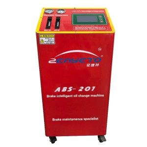 ABS-201 Red brake intelligent equivalent oil changer